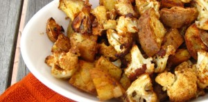 Paleo Cauliflower Popcorn
